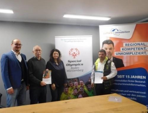 Cuffaro Wohnkonzepte ist neuer Sponsor für SOBW