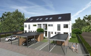 Großzügiges Neubau-Reihenendhaus in Eggenstein!, 76344 Eggenstein-Leopoldshafen, Reiheneckhaus
